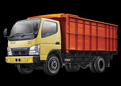 Karoeseri Bak Kayu Truck Boxer Body