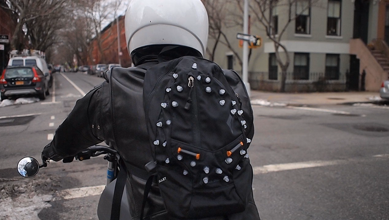 How-To: Brake Light Backpack for Cyclists