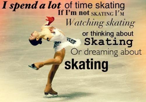 How Our Figure Skaters Feel Azicegilbert Figure Skating Funny Figure Skating Quotes Skating Quote
