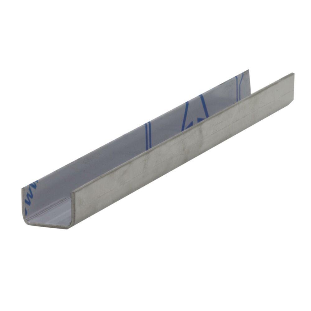 Aluminium U Profile Gekantet Kantenschutz Eckschutz Schiene 4 Aussen 100 X100 150 Profil Metallurgie Exterieur