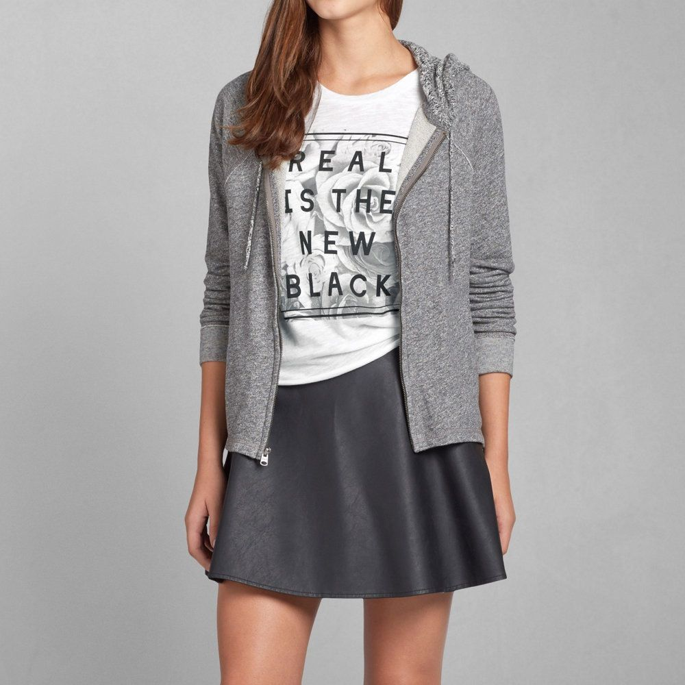 Lucy Hale Designs Awesome Anti-Bullying Tees for Abercrombie