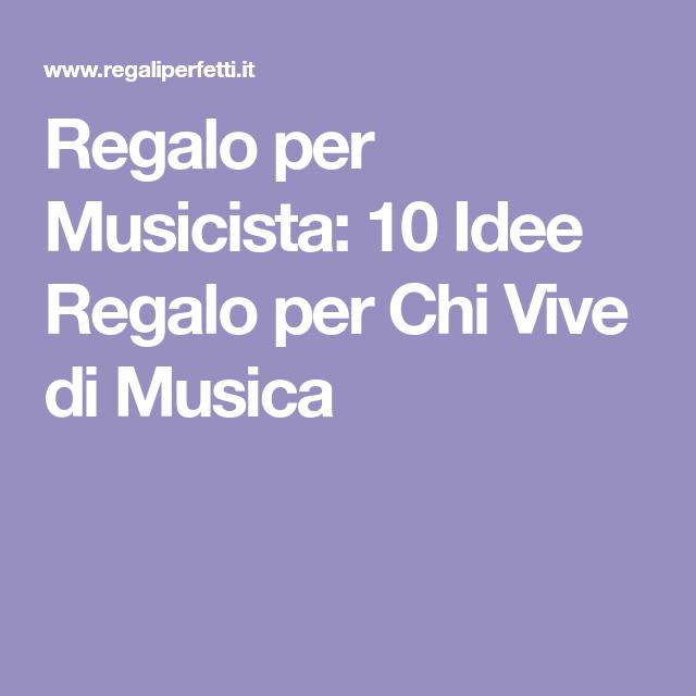 Idee Regalo per Musicista  10 Regali per Chi Vive di Musica  d2f2d236e6e