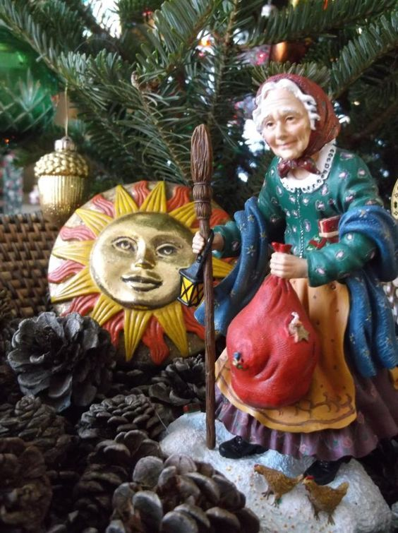 la befana the christmas witch pagan christmas italian christmas christmas traditions winter - Italian Christmas Witch