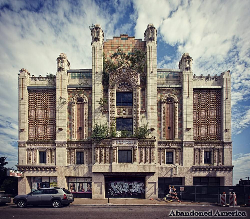 East St Louis, Old Abandoned