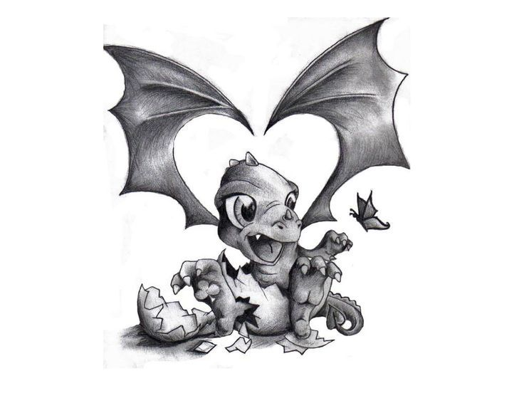 Small Dragon Tattoos For Women Top Tattoos Design Baby Dragon Tattoos Dragon Pictures Cute Dragon Tattoo