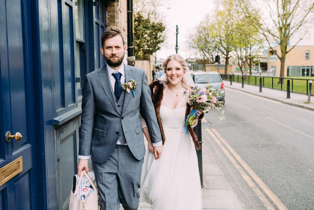 The Wedding That Trended on Twitter