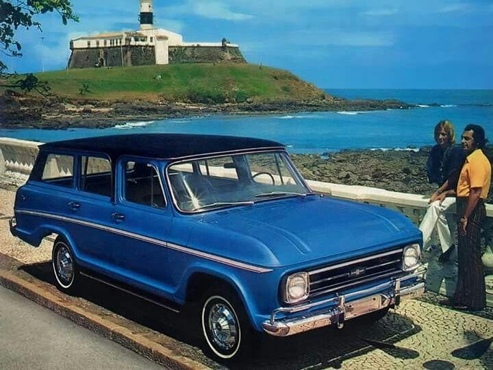 Chevrolet Veraneio 1972 Brasil Chevrolet Veraneio Carros E Caminhoes Carros