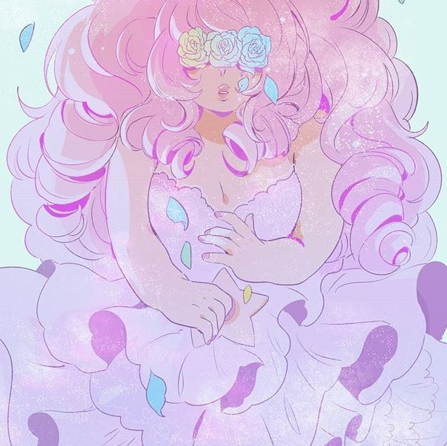 Pin by Lilly Hayes on Steven Universe   Rose quartz steven universe, Steven universe wallpaper ...
