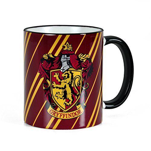 Gryffindor 300ml Mug Maison Gryffondor C/éramique Elbenwald Harry Potter