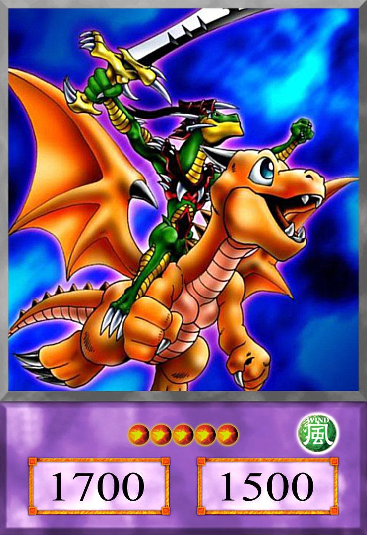 Alligator S Sword Dragon By Alanmac95 Yugioh Trading Cards Yugioh Monsters Yugioh Cards