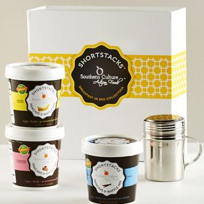 Shortstacks - Breakfast In Bed Collection Gift Box