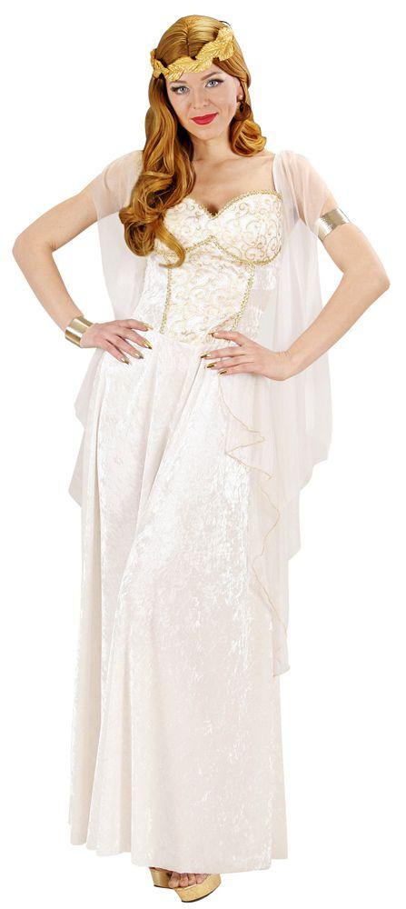 Griechische Göttin Helena Kostüm Mit diesem bezaubernden Kleid ...
