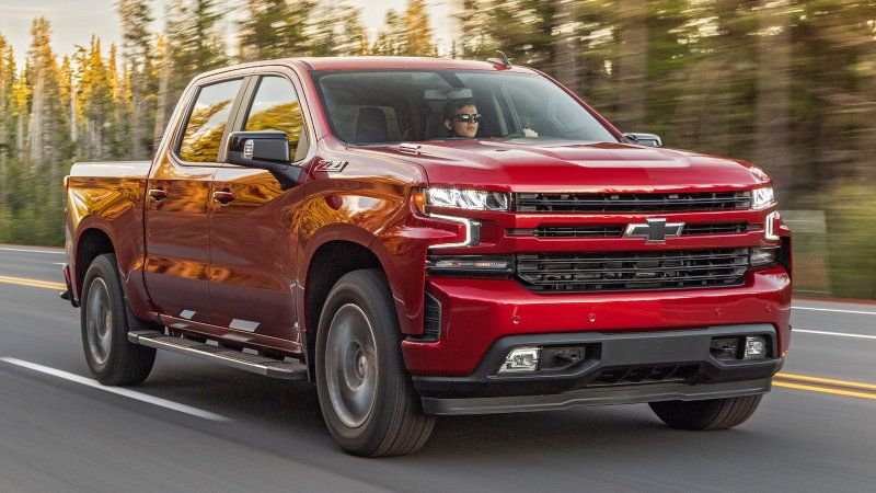 2020 Chevy Silverado Gets Competition Crushing 33 Mpg On The