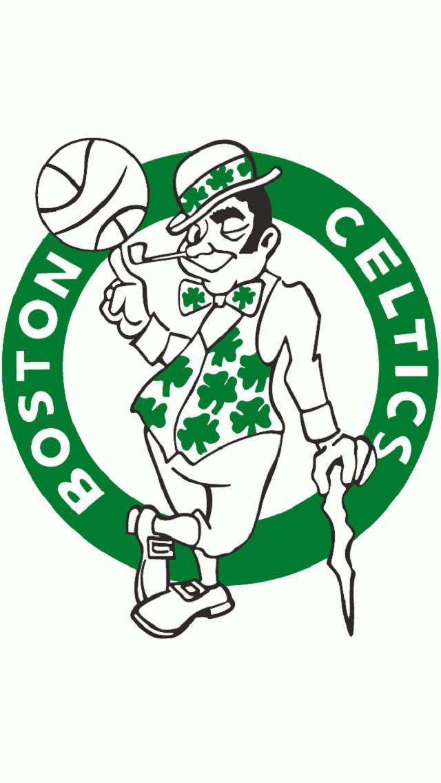 Boston Celtics 1976 Boston celtics logo, Boston celtics