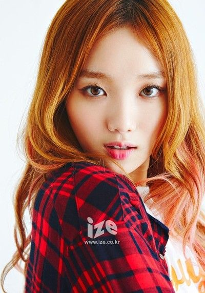 Lee Sung Kyung for IZE Magazine #2!