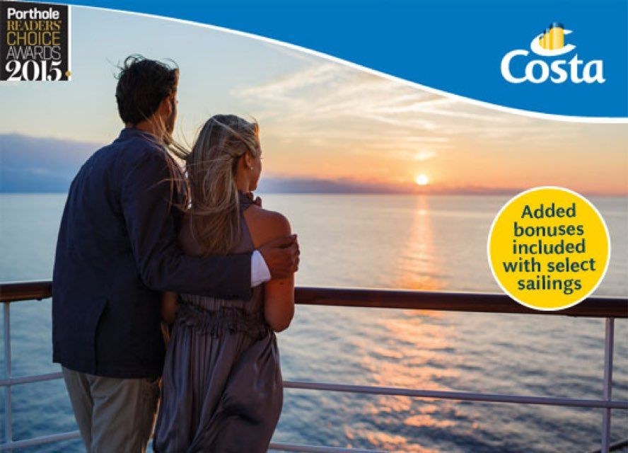 Book #Costa #Cruise lines at http://www.gobooktrips.com Cruise to #paradise from $56 pp* per day + #FREE #onboard #credit with select #sailings