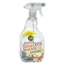 "Enjoy Earth Friendly Stain And Odor Remover . Removes Organic Stain & Odor Natural Enzyme Based Formula Excellent Pet Accident Stain And Odor Remover Biodegradable100% Guaranteed To Eliminate Your Worst Organic Stain And Odors! Stain & Odor Remover's Naturally Based Formula Of Enzymes And Plant Ingredients Is Effective At Removing Organic Stain And Odors. It Will Never ""Set"" Stains Or Fade Colors. (Note: Description is informational only. Please refer to ingredients label on product prior to use and address any health questions to your Health Professional prior to use."