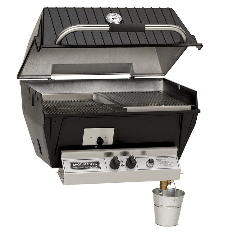 Broilmaster Q3xn Qrave Slow Cooker Natural Gas Grill Head Propane Gas Grill Gas Grill Grilling