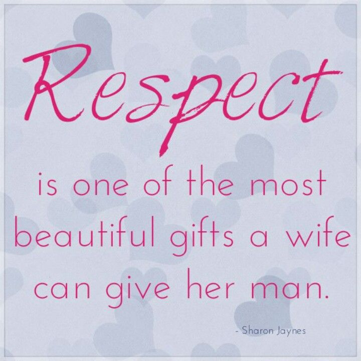 Respect Quotes For Husband And Wife: Love & Marriage: Advice