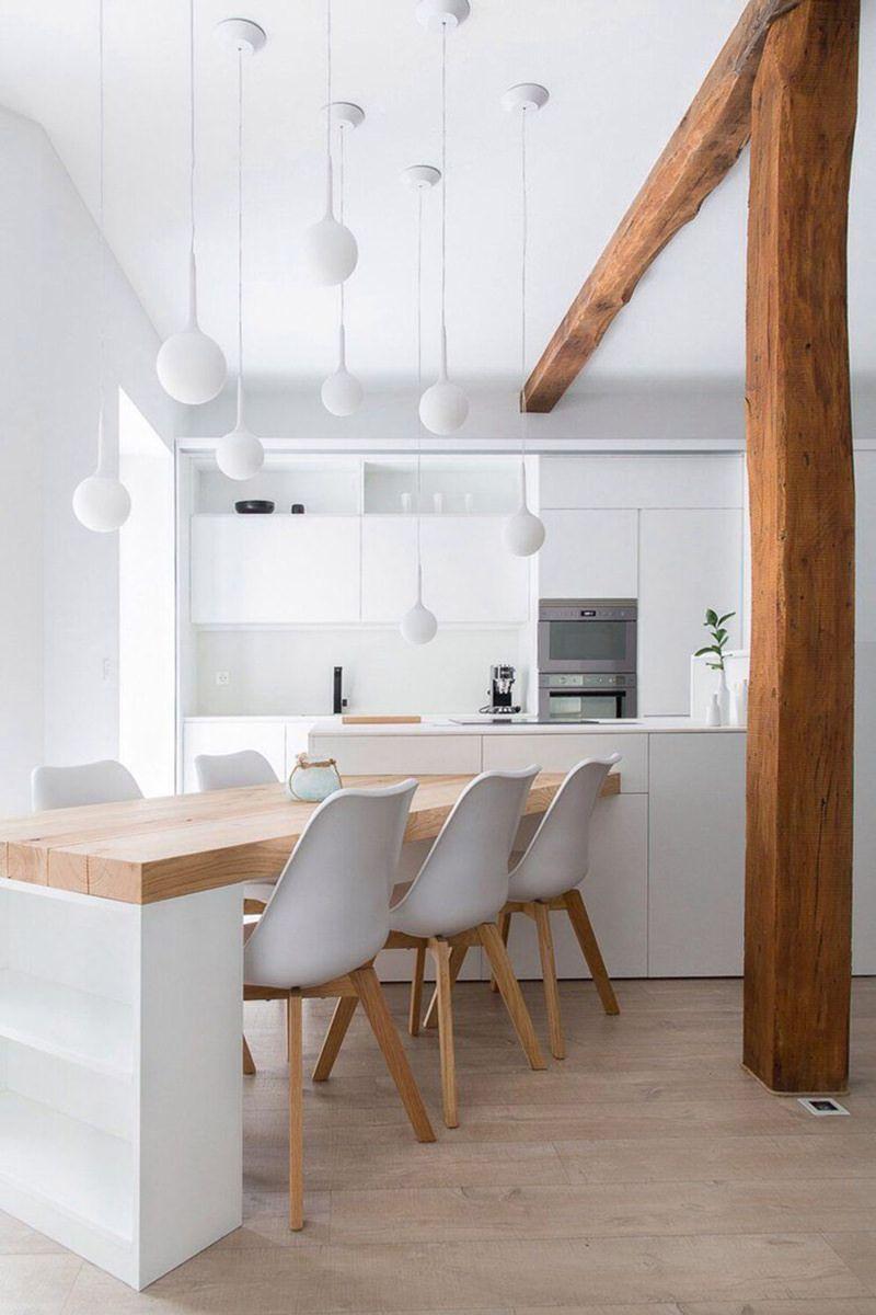 Lampade Per Cucina Moderna.100 Idee Cucine Moderne Stile E Design Per La Cucina