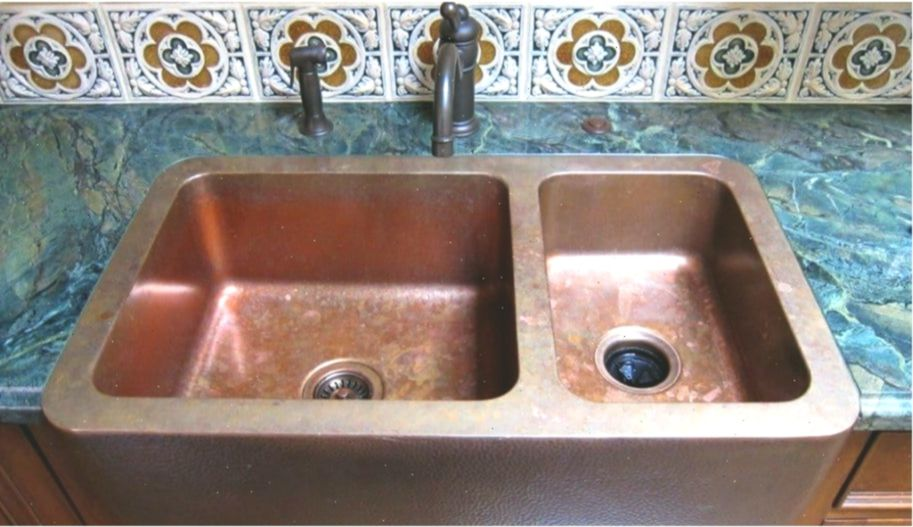 Pros And Cons Of Copper Kitchen Sinks In 2020 With Images
