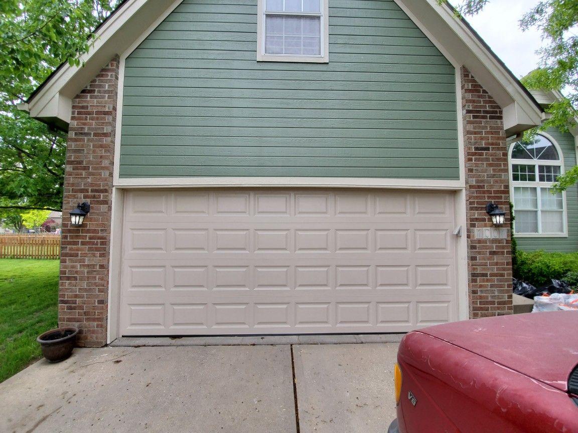 Clopay Ez Set Torsion Conversion Kit For 16 Ft X 7 Ft Garage Doors 156 Lbs Clopay Torsion Kit Garage Doors Garage Doors