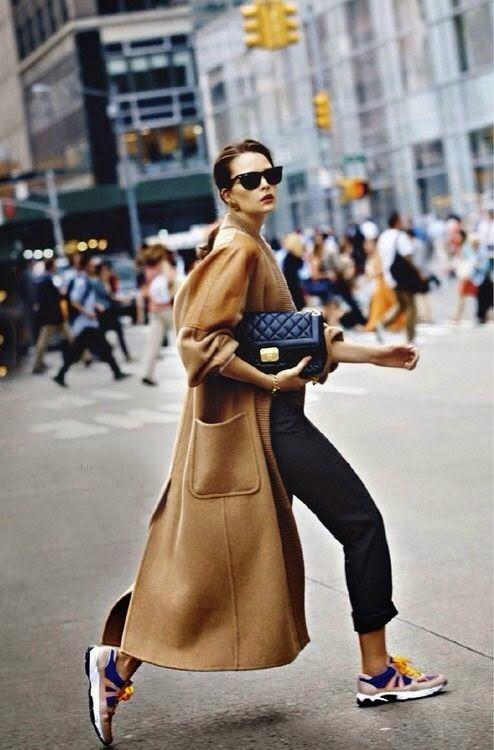 dear september: the coat :: camel