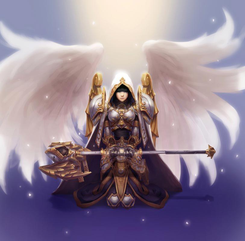 DPriest Art | Discipline Priest | World of warcraft