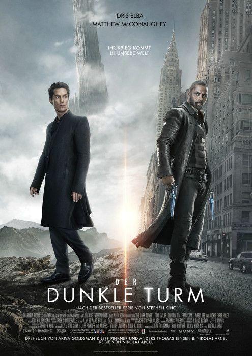 Poster Zum Film Dunkle Turm Der Der Dunkle Turm Neue Filme Hd Filme