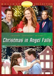 Christmas In Angel Falls 2017 Dvd Christmas Movies Romance Movies Lifetime Movies
