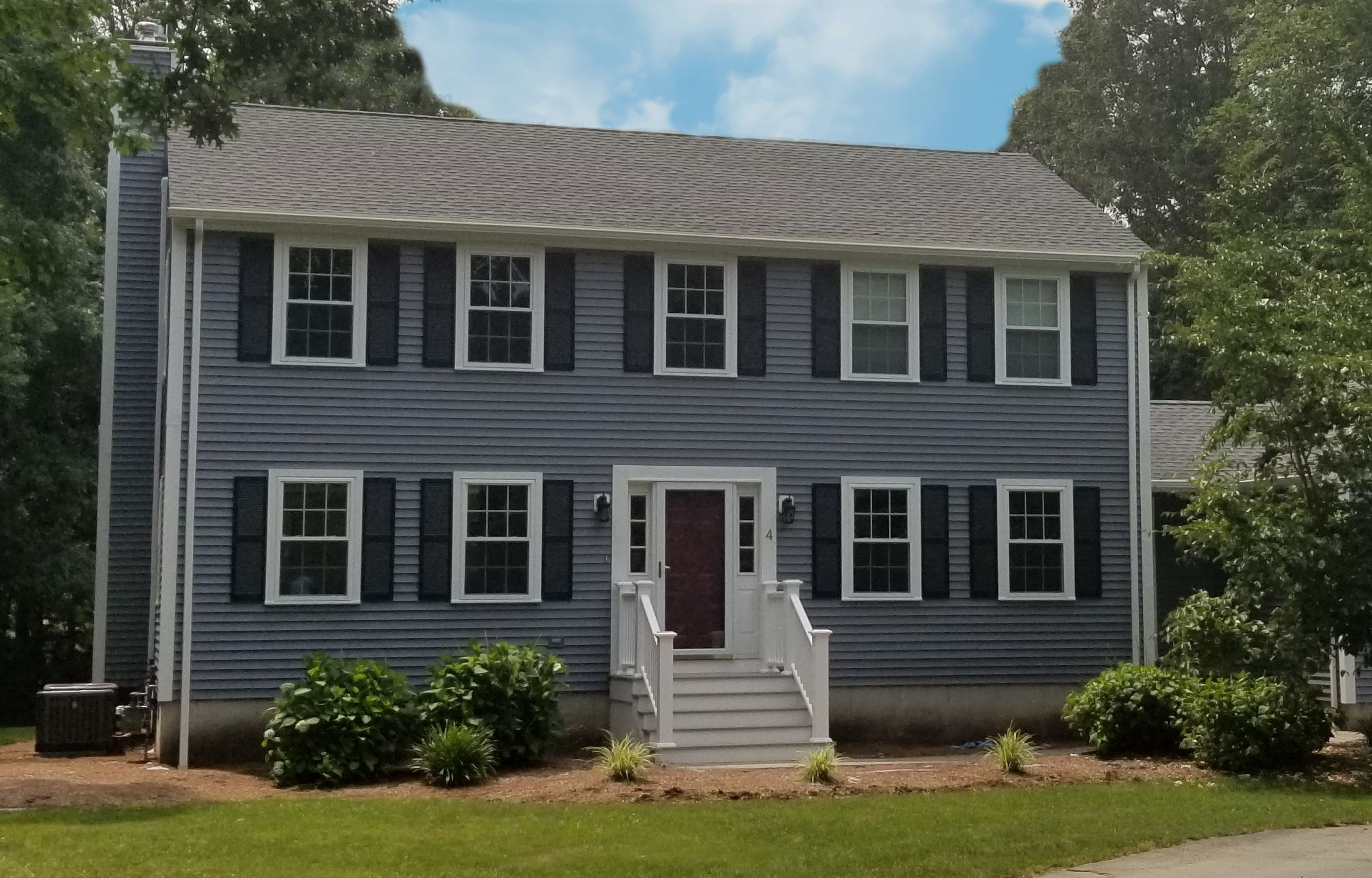 Gaf Roofing Harvey Windows Mastic Vinyl Siding Azek Decking Dartmouth Ma Roofing Mastic Vinyl Siding Vinyl Siding