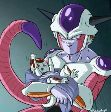 45++ Frieza dad information