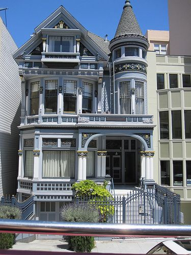 Photo of Painted Lady (Victorian House).