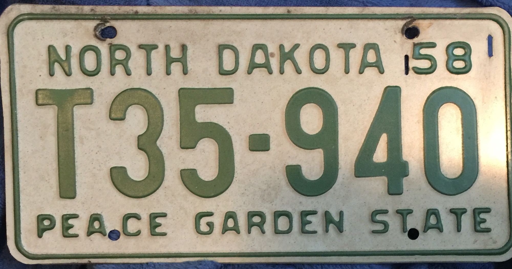 1990 Illinois Farm License Plates   ojo   Pinterest   License plates ...
