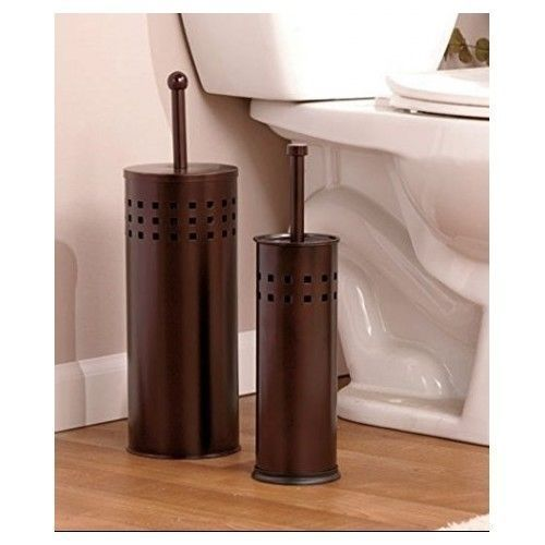 Bronze Toilet Brush Plunger Set Oil Rubbed Holder Cleaner Bathroom Pump Sink Bathroom Solutions Toilet Brush Oil Rubbed Bronze Bathroom