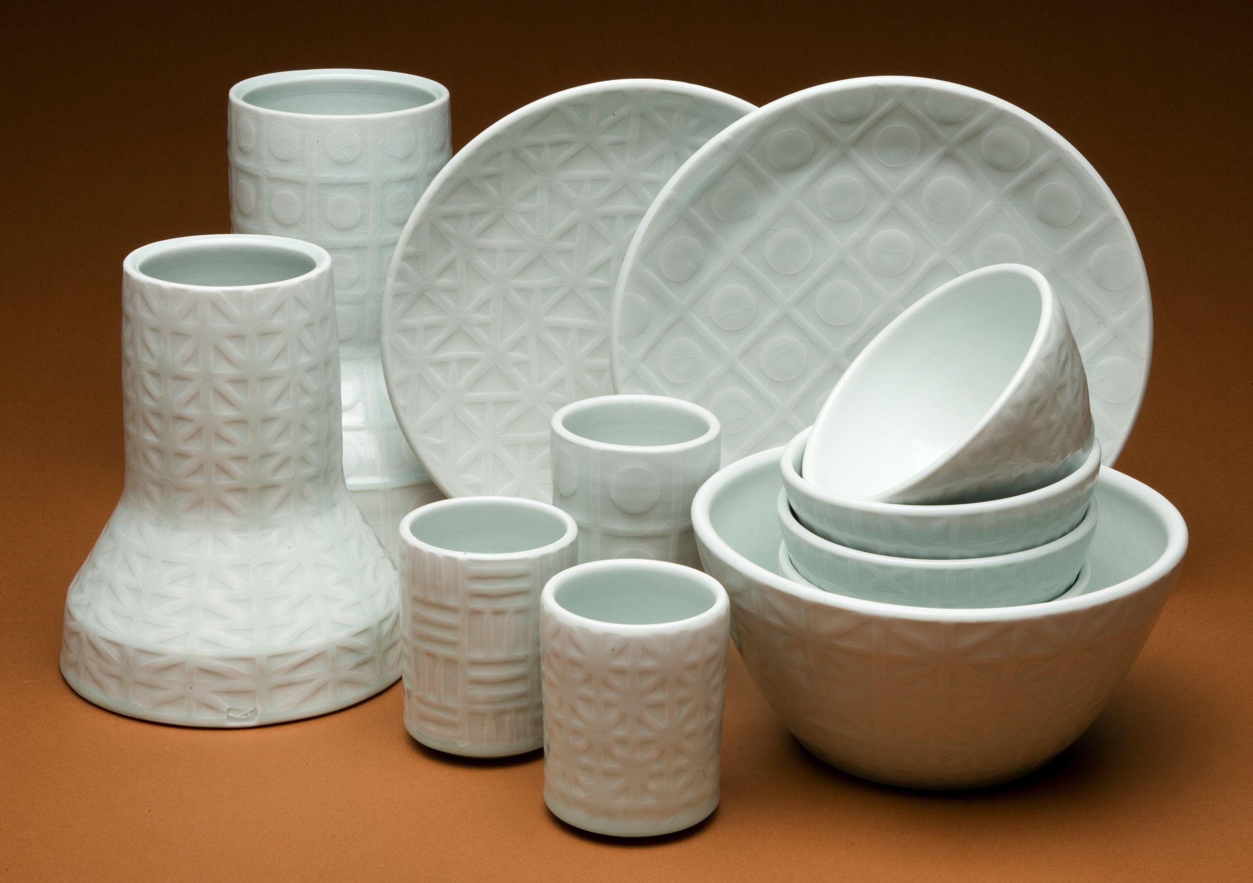 Andy Shaw Tableware - reminds me of Su Zhou Dynasty ceramics & Andy Shaw (A.I.R. 1996-1997)   Arrowmont A.I.R.u0027s   Pinterest ...