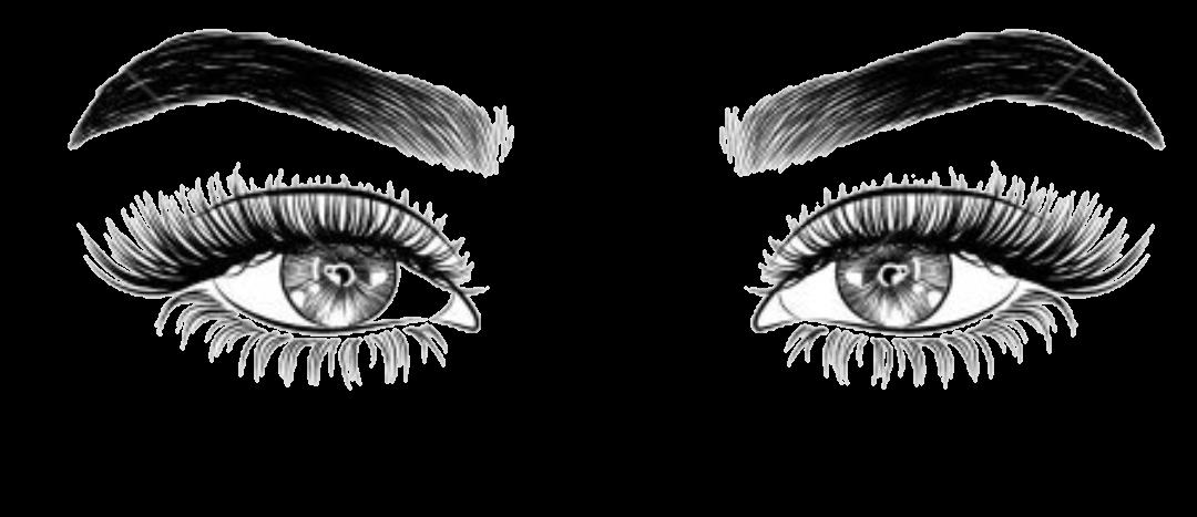 Eyes Freetoedit Eye Lash Tattoo How To Draw Eyelashes Eyelash Logo