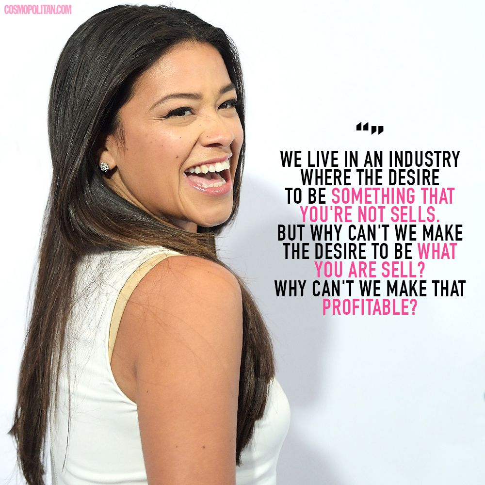 Porn Star Gina Rodriguez Awesome gina rodriguez quotes. quotesgram   quotes   pinterest   gina