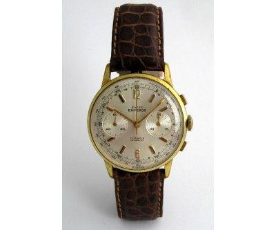 Swiss Emperor Hand Winding Chronograph - VIN 566