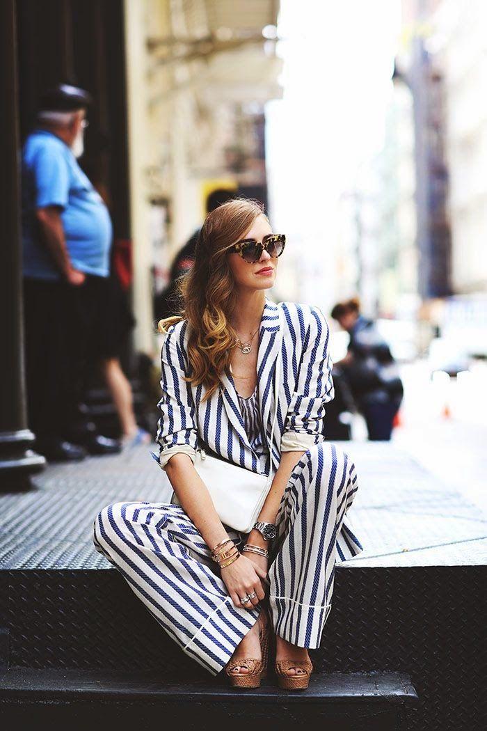 Summer Stripes Sreet Style