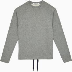 Photo of Calvin Klein logo tape sweatshirt with drawstring S Calvin Klein