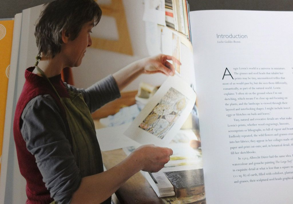 From the book 'Angie Lewin - Plants and Places'. See http://www.angielewin.co.uk/plantsplaces