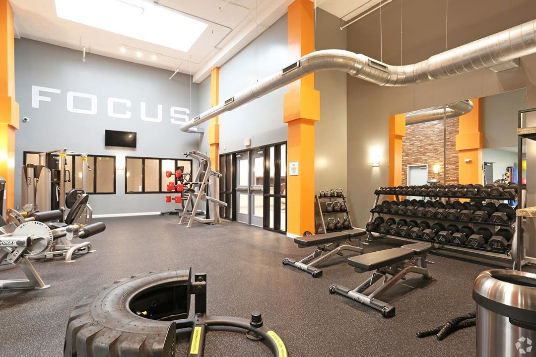 Ready to get your sweat on?  We sure are. #fitness #fitnesscenter #fitfam #worko...