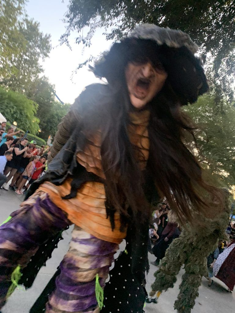 Fright Fest 2019 Six Flags Magic Mountain Opening Night Opening Night Fright Night Halloween Season
