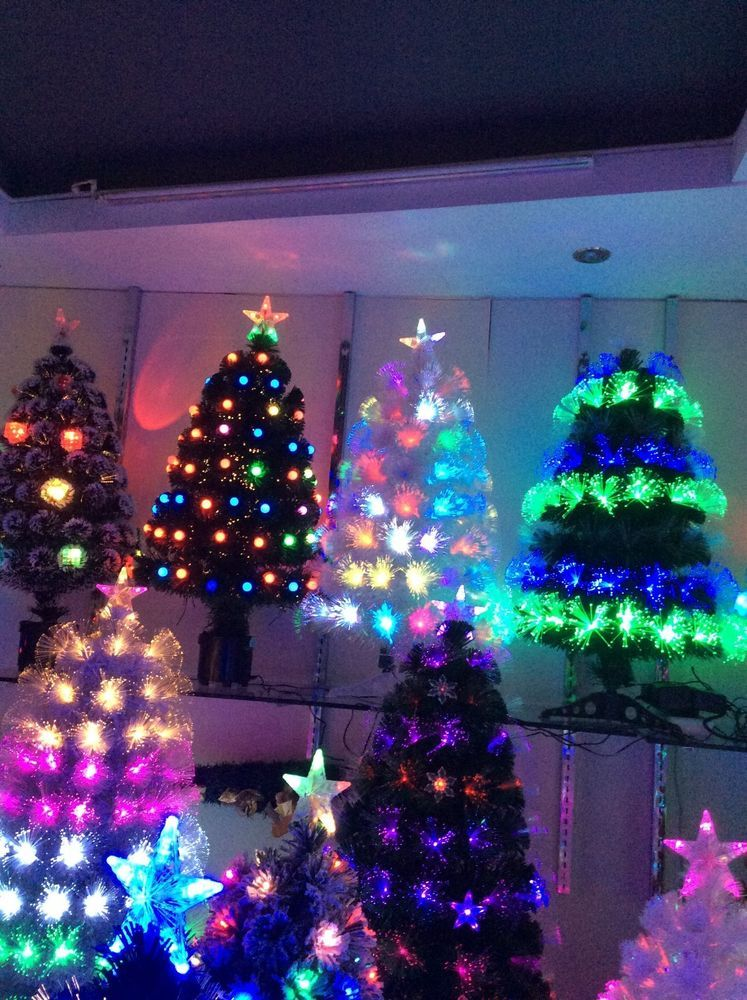 Christmas tree in led -90cm fibre optic-super clearance sale now