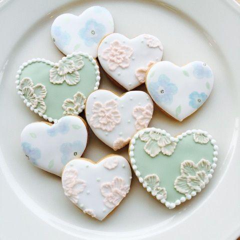 春のお花アイシングクッキー の画像 KOHARU BAKE店主 naoのはんなりブログ