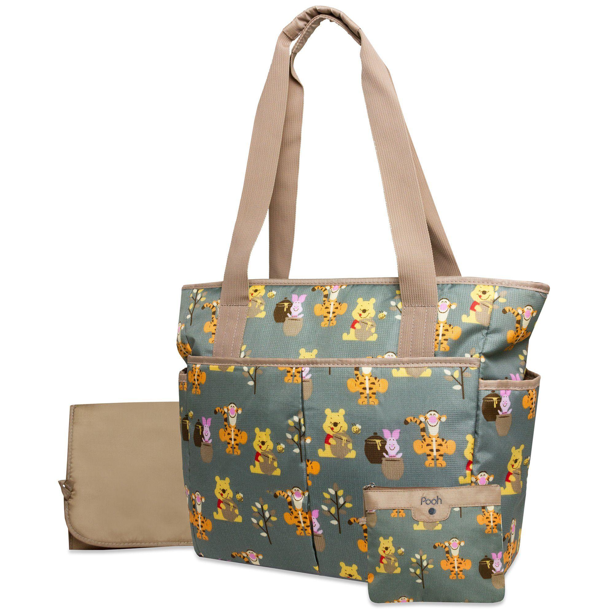Winnie-the-Pooh Diaper Bag   All Fashion Bags  Winnie The Pooh Baby Bag