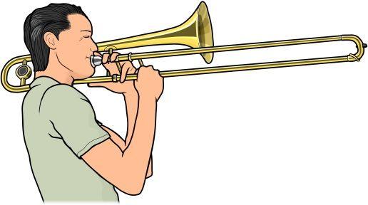 トロンボーン tenor trombone
