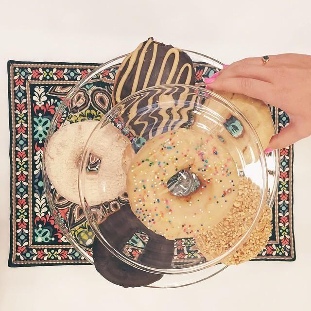 Happy National Donut Day from Vera Bradley!