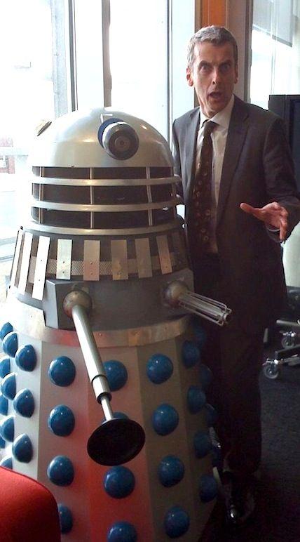 Blogtor Who: Blogtor on Peter Capaldi